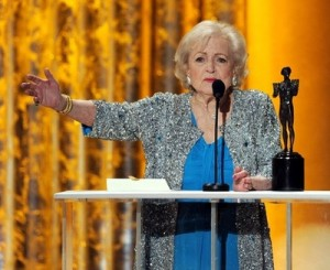 Betty White joins Laughfest 2011 in Grand Rapids!