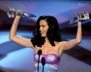 Fireworks can be heard now that Katy Perry has revealed her weight!