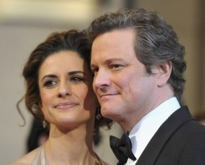 My heart throbs for Mr. Darcy , a.k.a. Academy Award winner Colin Firth!