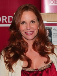 Melissa Gilbert unties the knot with her hubby of 16 years!