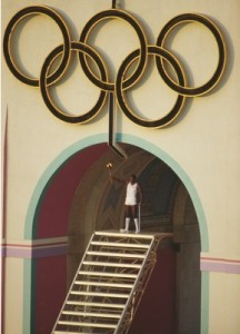 Will the Olympic committee cave to pressure to revamp the new logo?