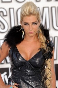 Kesha @ 2010 MTV Video Music Awards