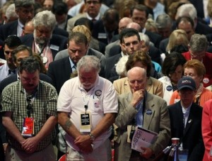 Today is the 60th annual National Day of Prayer!