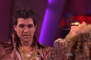 Ralph Macchio is eliminated from Dancing With The Stars!