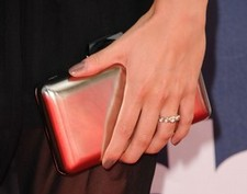 """Nikki Reed has """"Paul' tattoo inked on ring finger!"""