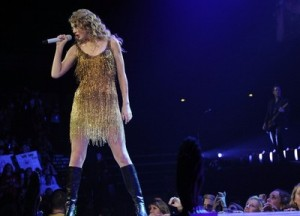 Taylor Swift has a concert scare in New Jersey!