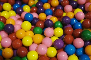 Chewing gum may increase your test scores!