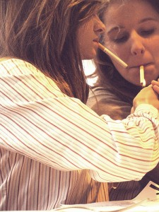 Social networking teens are more likely to smoke and drink!