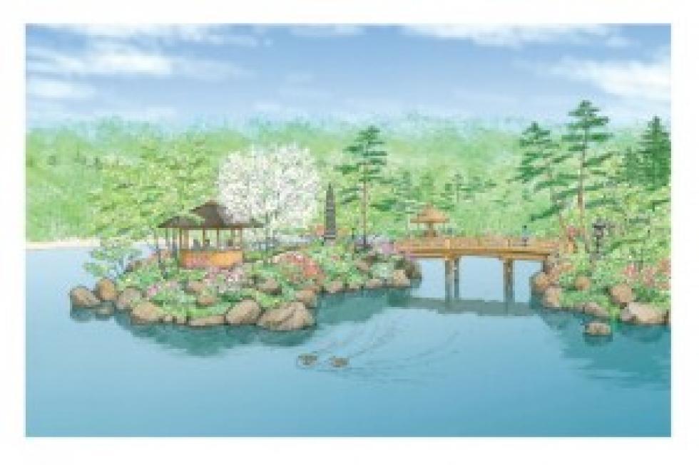 Frederik Meijer Gardens Details Plans For Japanese Garden