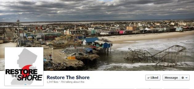 restore the shore