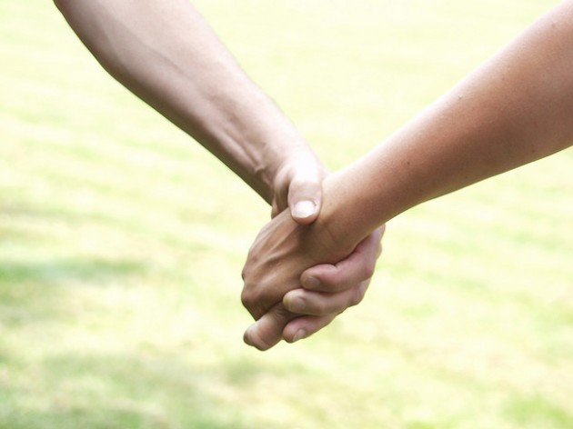 Handholding
