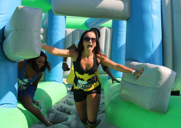 5k Inflatable Run Trenton Nj