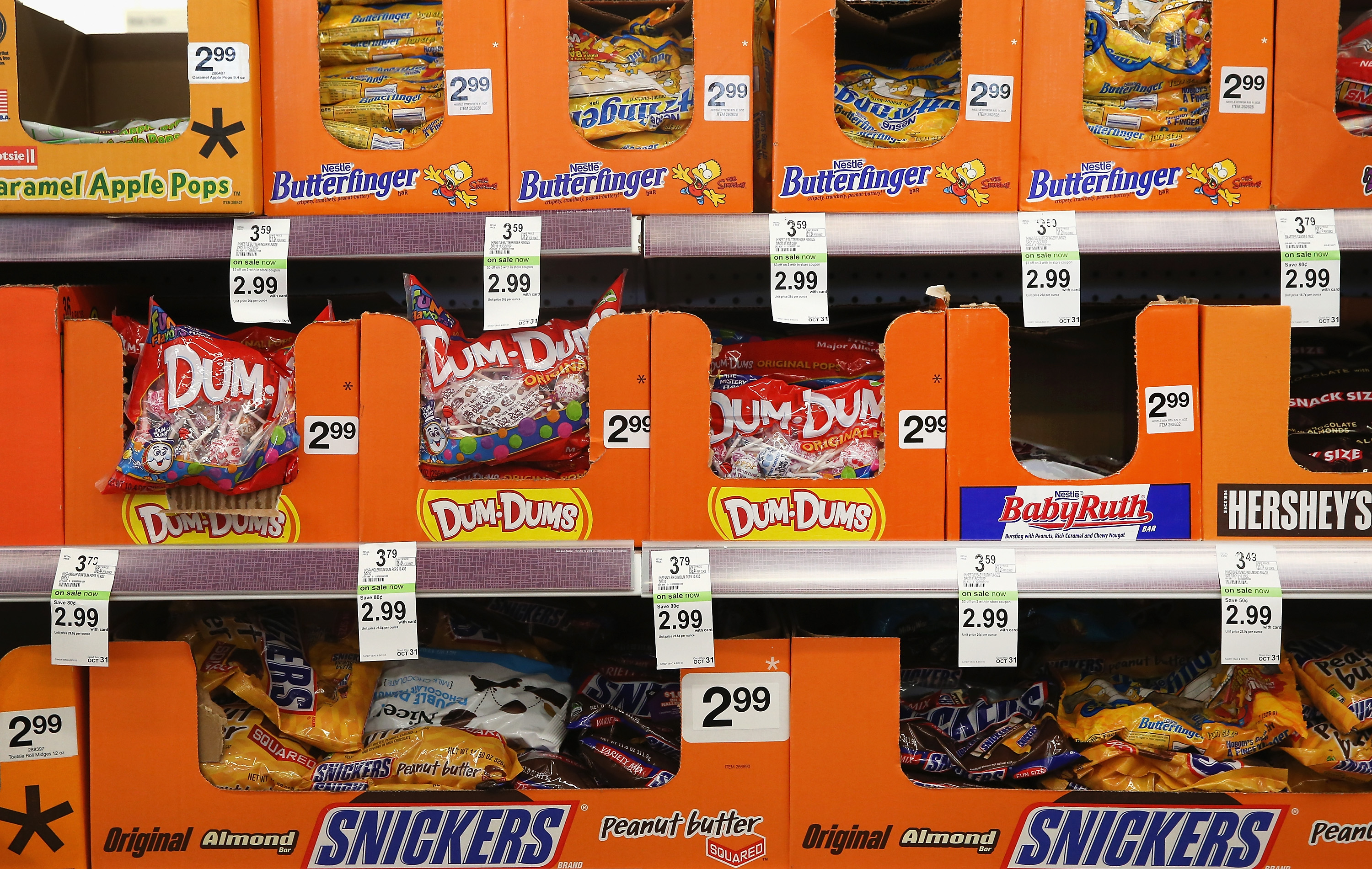 ready for halloween candy? walgreens has you covered.