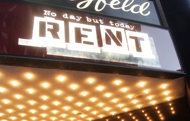 "Premiere Of ""Rent"" - Arrivals"