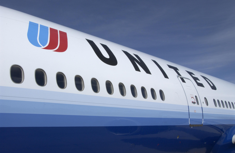 United Reveals New Paint Scheme