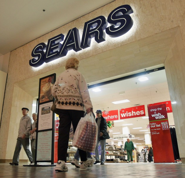 Kmart To Buy Sears In $11 Billion Deal
