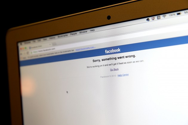 Facebook Down For Second Time In Less Than Week
