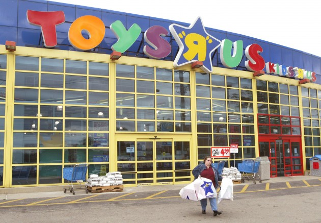 Toys 'R' Us May Sell Global Toy Business